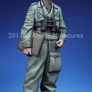 ALPINE MINIATURE WAFFEN SS GRENADIER LATE WAR #2 WWII  Scala 1:35 Cod.AP35112