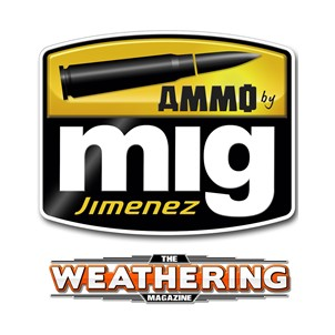 Ammo Of Mig Weathering